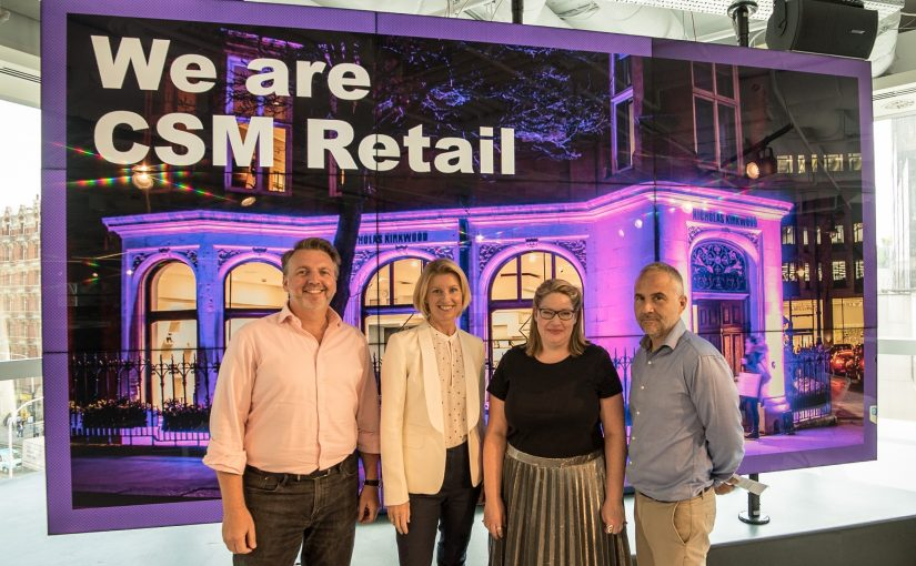 ICON RETAIL REBRANDS AS CSM RETAIL