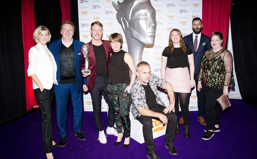 A NIGHT OF CELEBRATION AT THE VM & DISPLAY AWARDS 2017