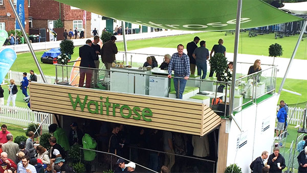 Waitrose Pop Up Activation